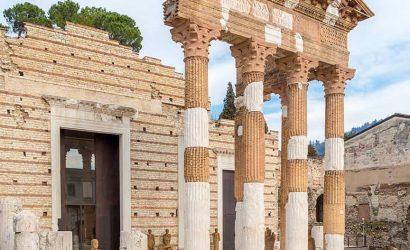 Brescia Musei ontdek de leeuwin van Italië
