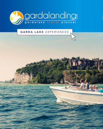 Garda Lake Boat Tour