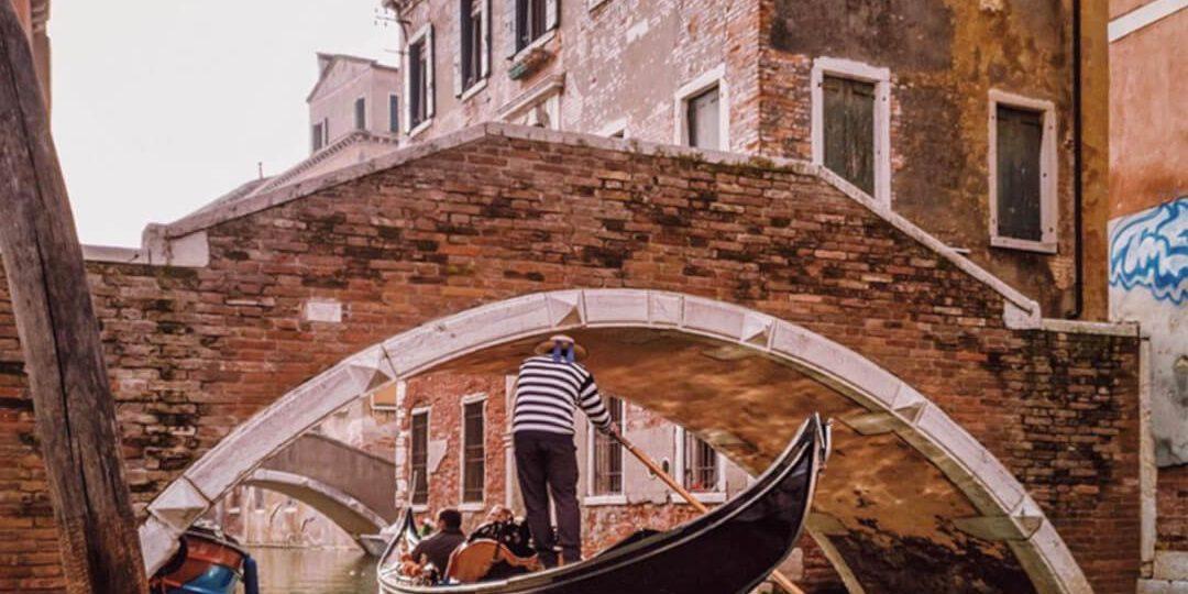 Coach tour Venice