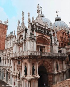 Venedig – from WEST coast