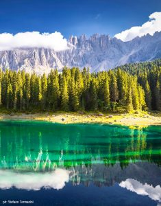 Pink Dolomites – from WEST coast