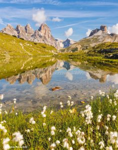 Pink Dolomites – from EAST coast