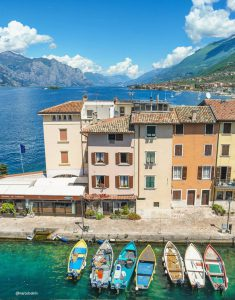 Gardalake Tour – from WEST coast