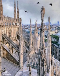 Milan – from EAST coast