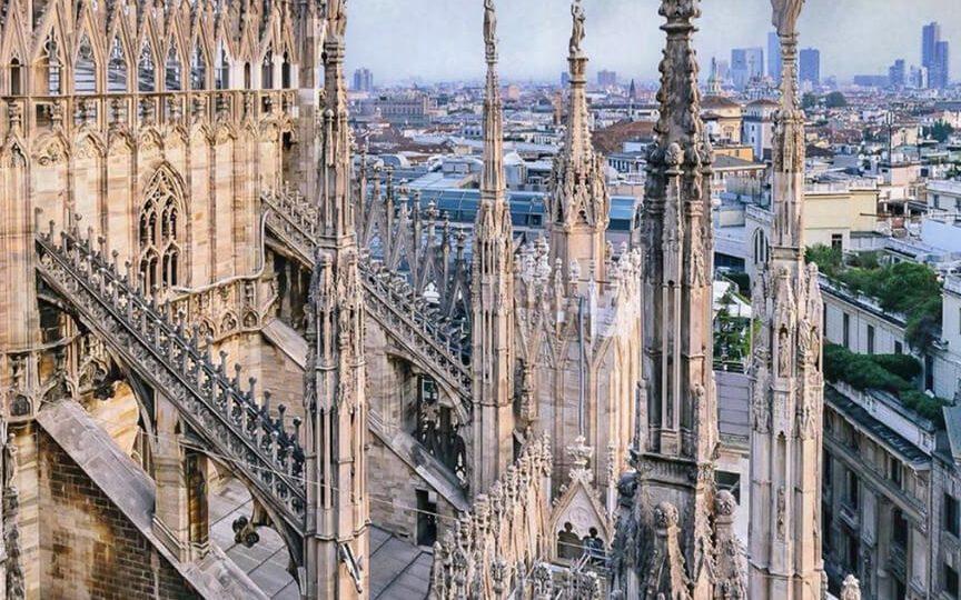Tour Milan