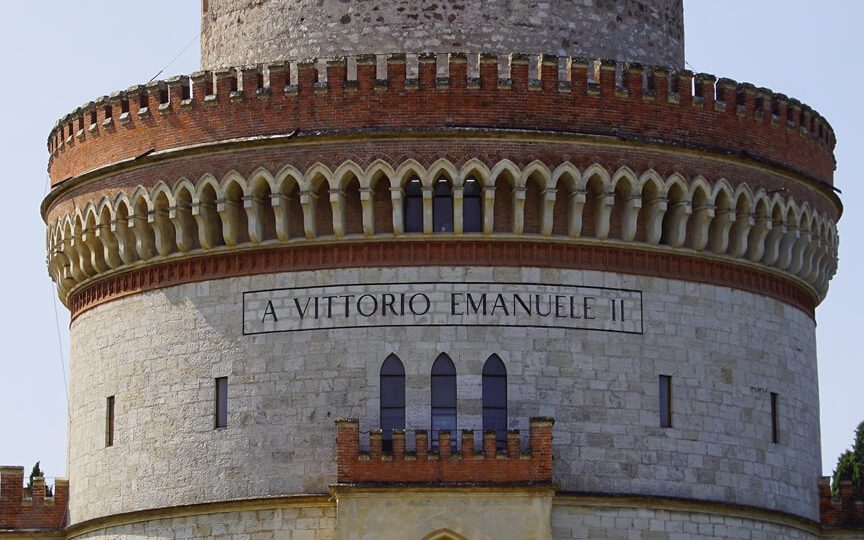 Kaartjes San Martino & Solferino torens