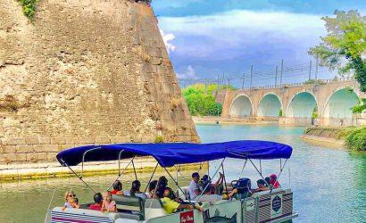 Aktivitäten Peschiera Tour der Wände mit dem Schiff