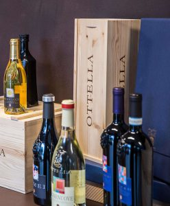 Tasting Lugana wines - Ottella winery