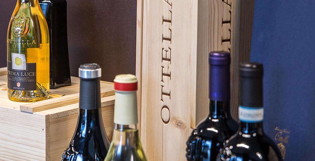 Lugana Weinprobe - Ottella Weinkeller