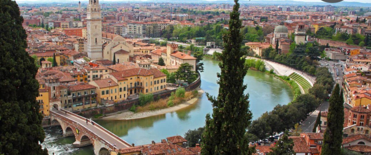 Verona e-bike - Führung