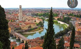 Verona e-bike - Tour guidato