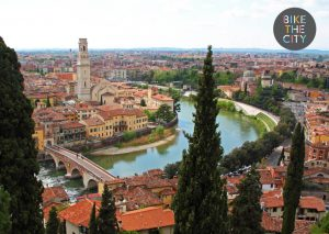 Verona e-bike – Tour guidato