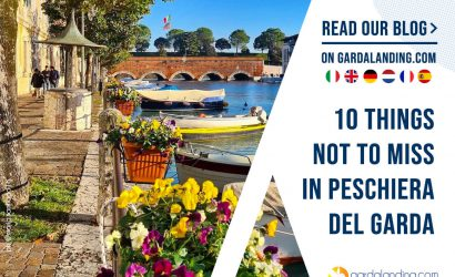 10 THINGS NOT TO MISS IN PESCHIERA DEL GARDA