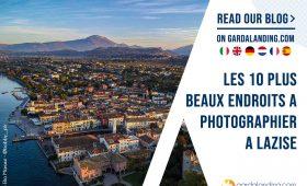 10 PLUS BEAUX ENDROITS A PHOTOGRAPHIER A LAZISE