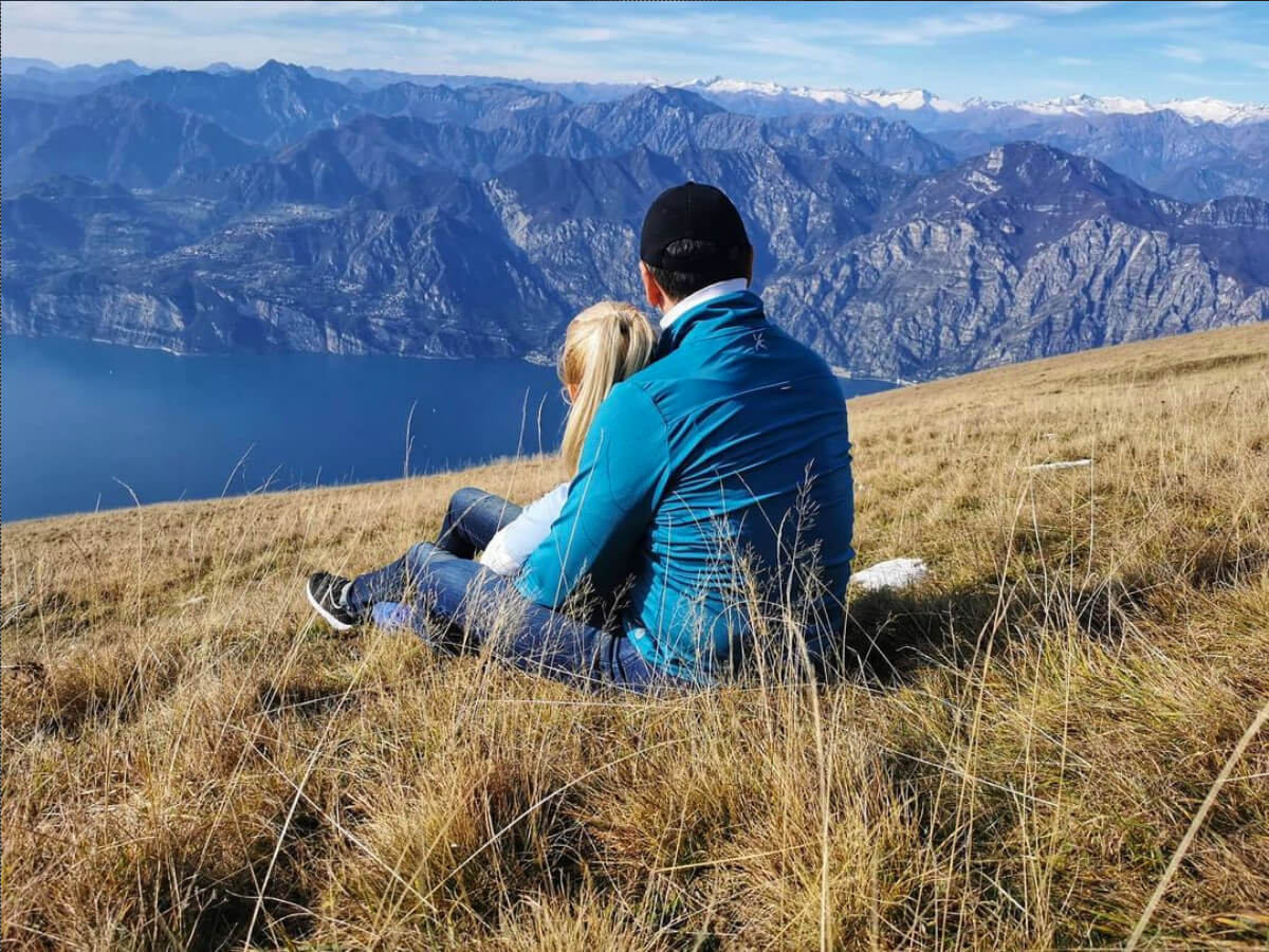 TEN WAYS TO FALL IN LOVE WITH LAKE GARDA - Mount Baldo