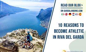 RIVA DEL GARDA, A LIVING PAINTING