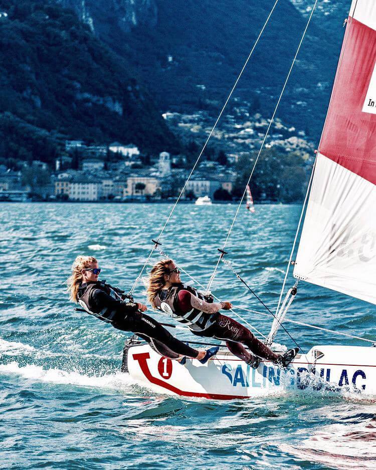 Riva del Garda - Wind surf