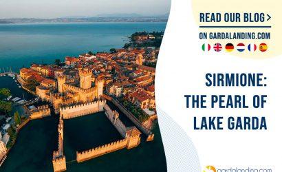 SIRMIONE THE PEARL OF LAKE GARDA