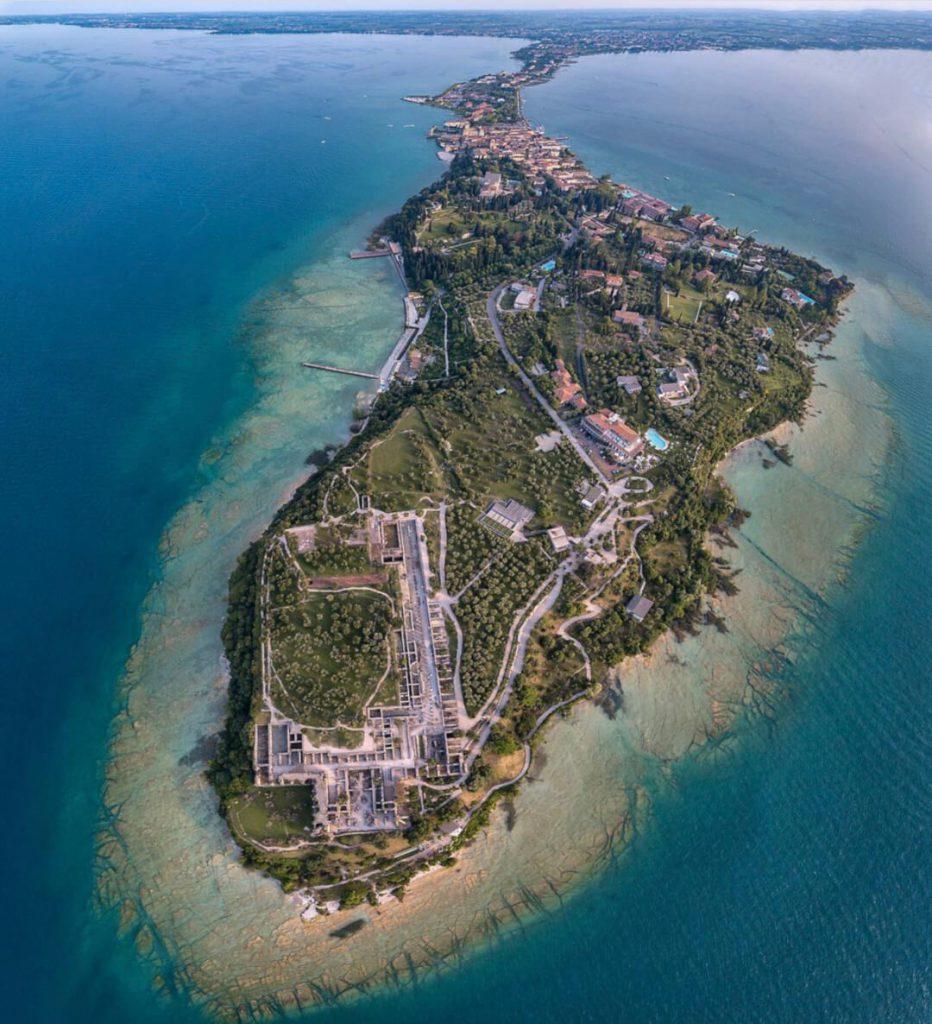Sirmione la Perla del Lago di Garda