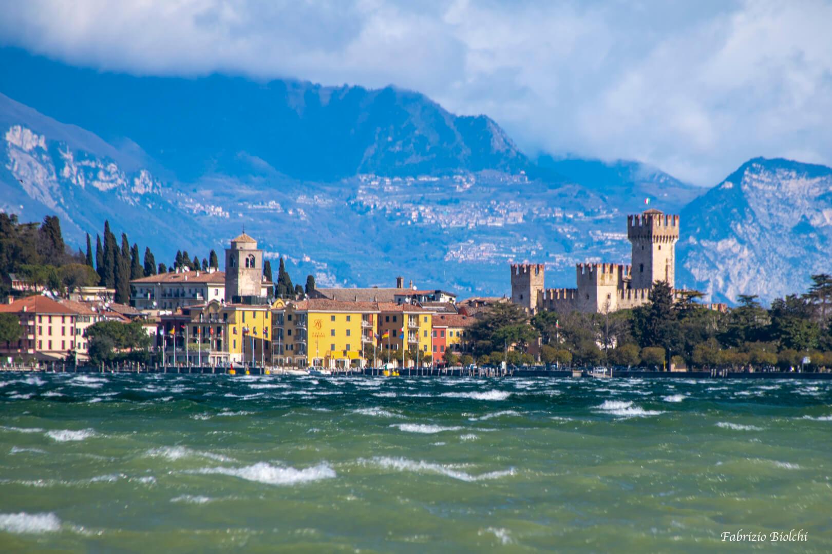 Sirmione: la joya del lago de Garda