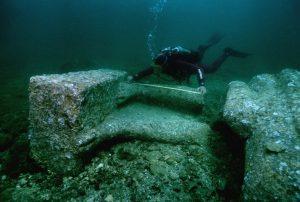 EOCENIA LA VILLE INVISIBILE DU BENACO - vestiges archéologiques