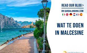 Wat te doen in Malcesine - Dorpen - Gardalanding