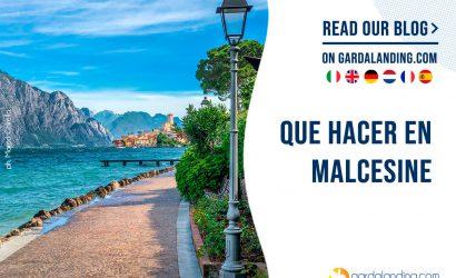 Que hacer en Malcesine - Excursiones Eventos - Pueblos - Gardalanding
