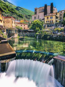 Cassone - rivière Aril