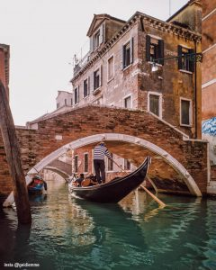 Venezia – from EAST coast