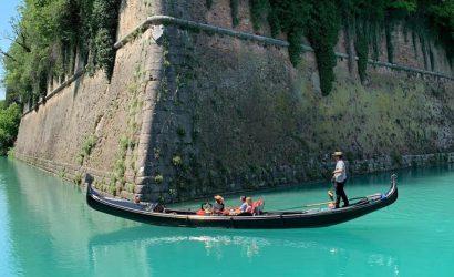 Peschiera Tour in Gondola