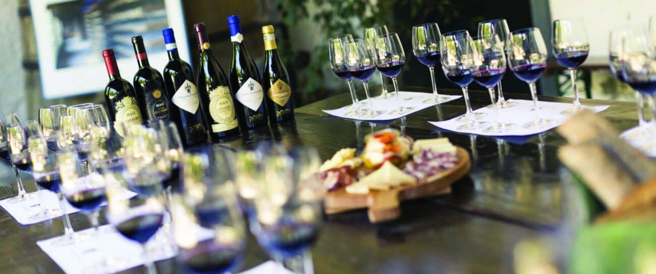 Degustazione VAL POLIS CELLAE - Strada del Vino Valpolicella