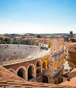 Verona – from WEST coast