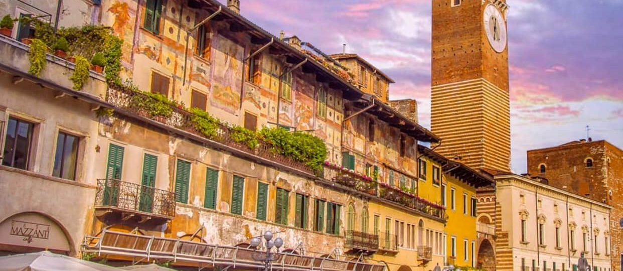 Bus tour Verona